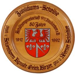 Archiv-Jubiläumsscheibe80Jahre
