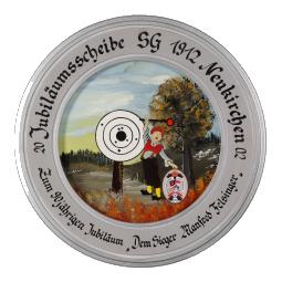 Archiv-Jubiläumsscheibe90