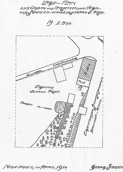 Archiv-Lageplan