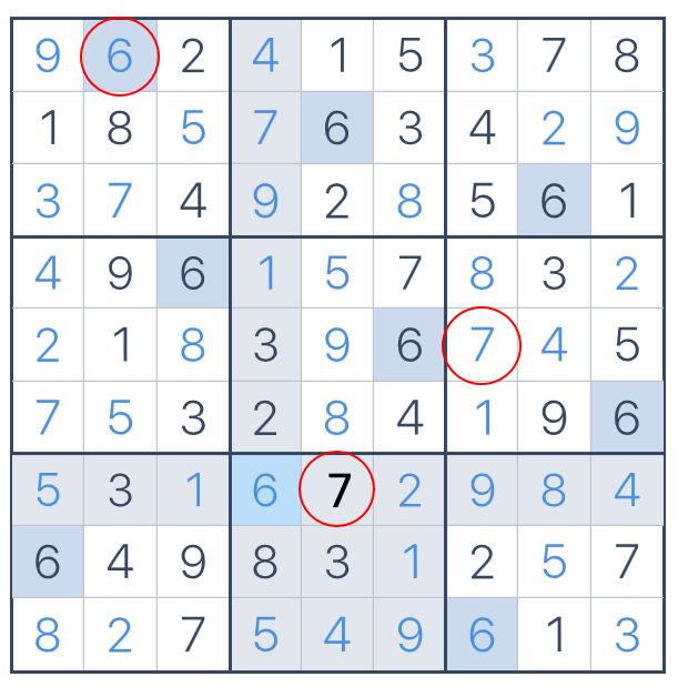 Sudoku-Lösung