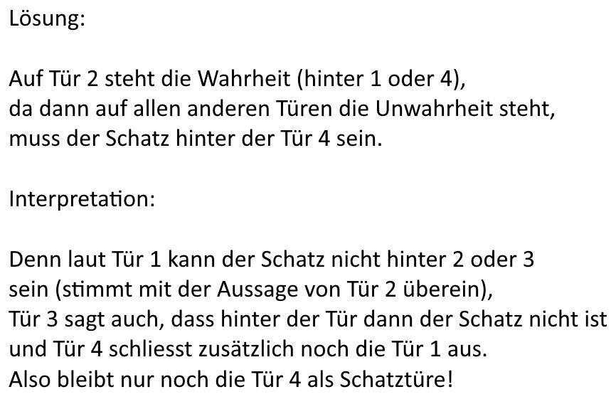 DerSchatz-Lösung